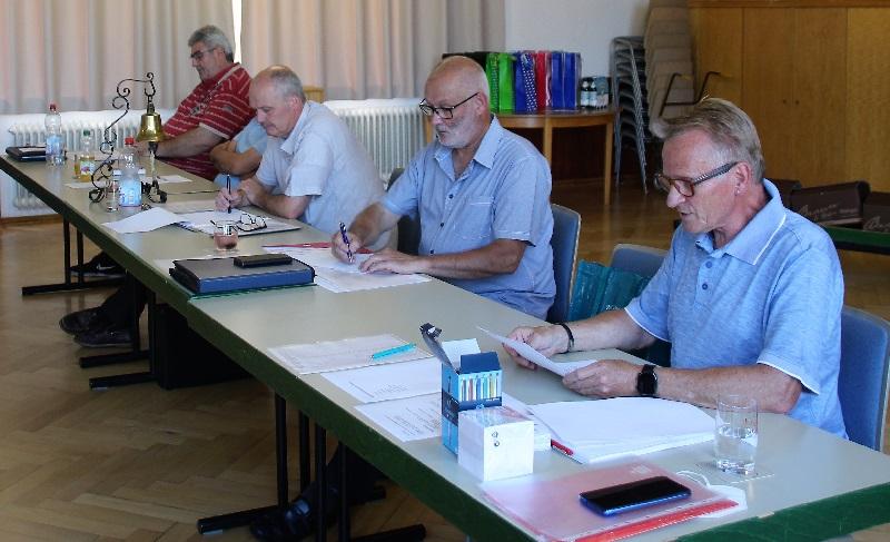 Bericht Mitgliederversammlung